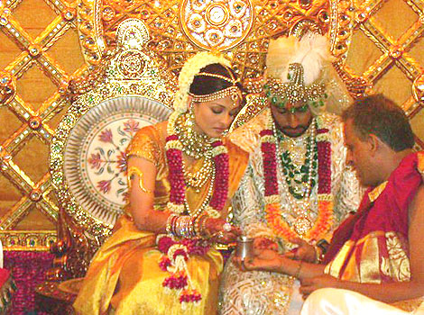 aishwarya rai wedding. Aishwarya Rai Wedding Gallery
