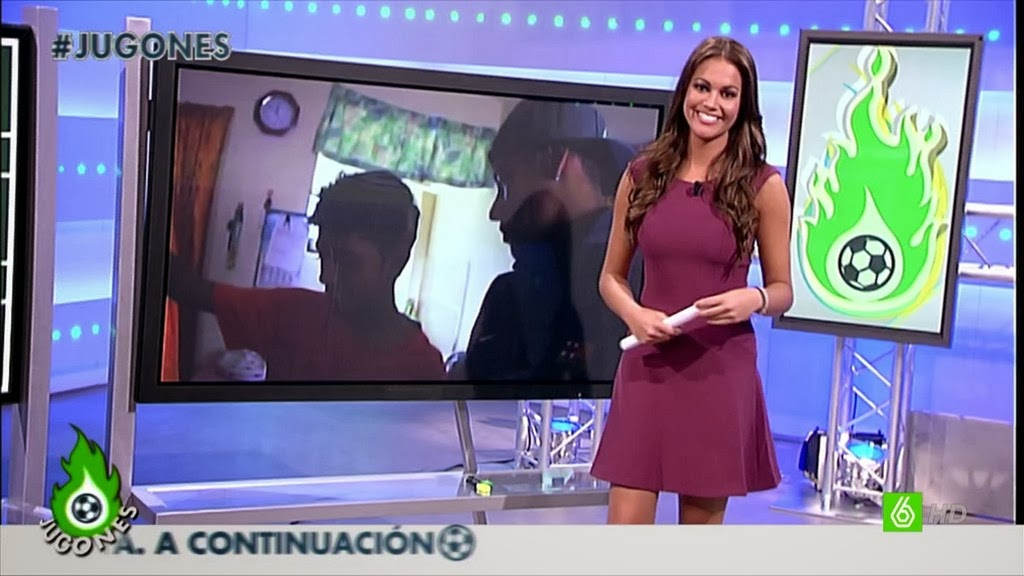 LARA ALVAREZ, JUGONES (05.11.13)