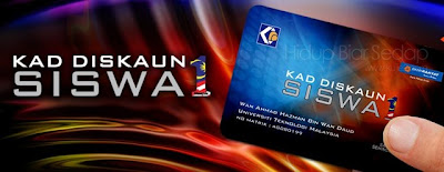 Kelebihan dan Kegunaan Kad Siswa 1 Malaysia