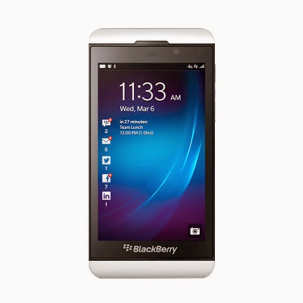 Blackberry Z10 Putih
