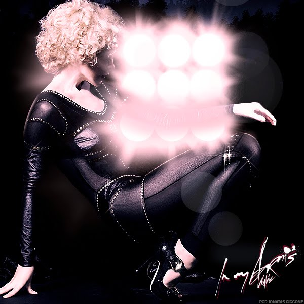 kylie minogue album artwork. Kylie Minogue - In My Arms