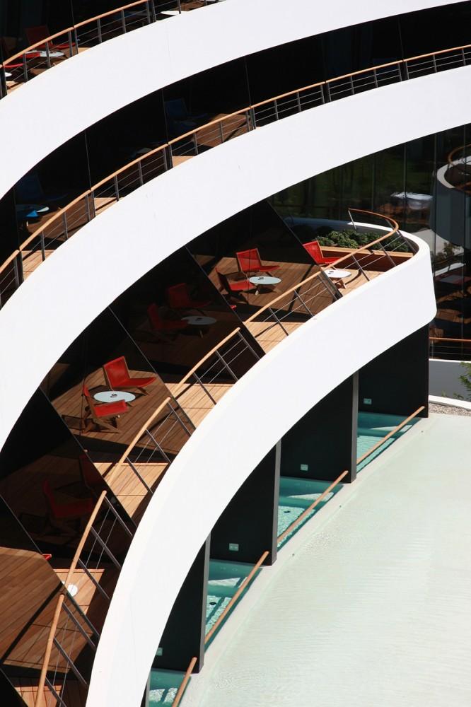 The best hotels in the world lone hotel rovinj croatia for Design hotel kroatien