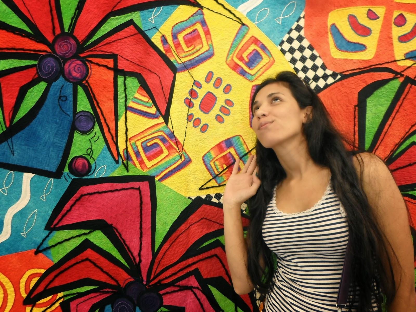 Brazil Scrapbooking e Brazil Patchwork Show -  donna rita