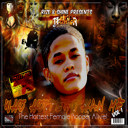 Temper: Who Hotter Than Me Vol 1