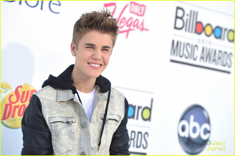 Justin Bieber in Billboard Music Awards