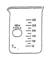 Jual Beaker Glass Pyrex
