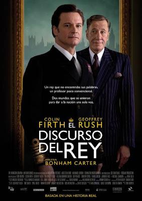el discurso del rey El Discurso del Rey (2011) Español Latino DVDrip