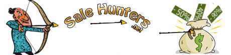 SaleHunters - Cheap games and more