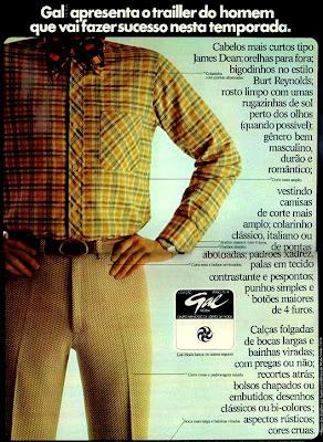 moda decada de 70