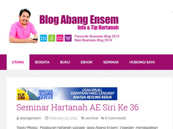 teknik promosi dan popularkan blog menggunakan karektor warna