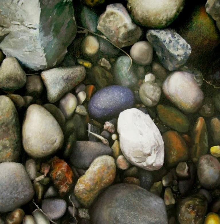 pinturas-realistas-de-piedras-al-oleo