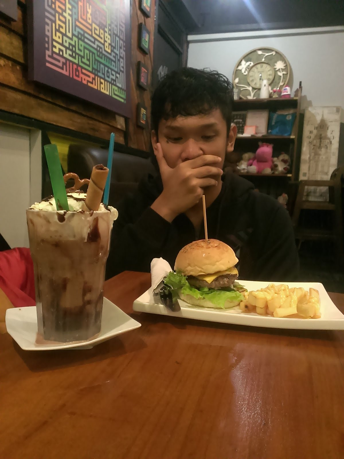 Karyabhara Cafe - Cyberjaya, Selangor