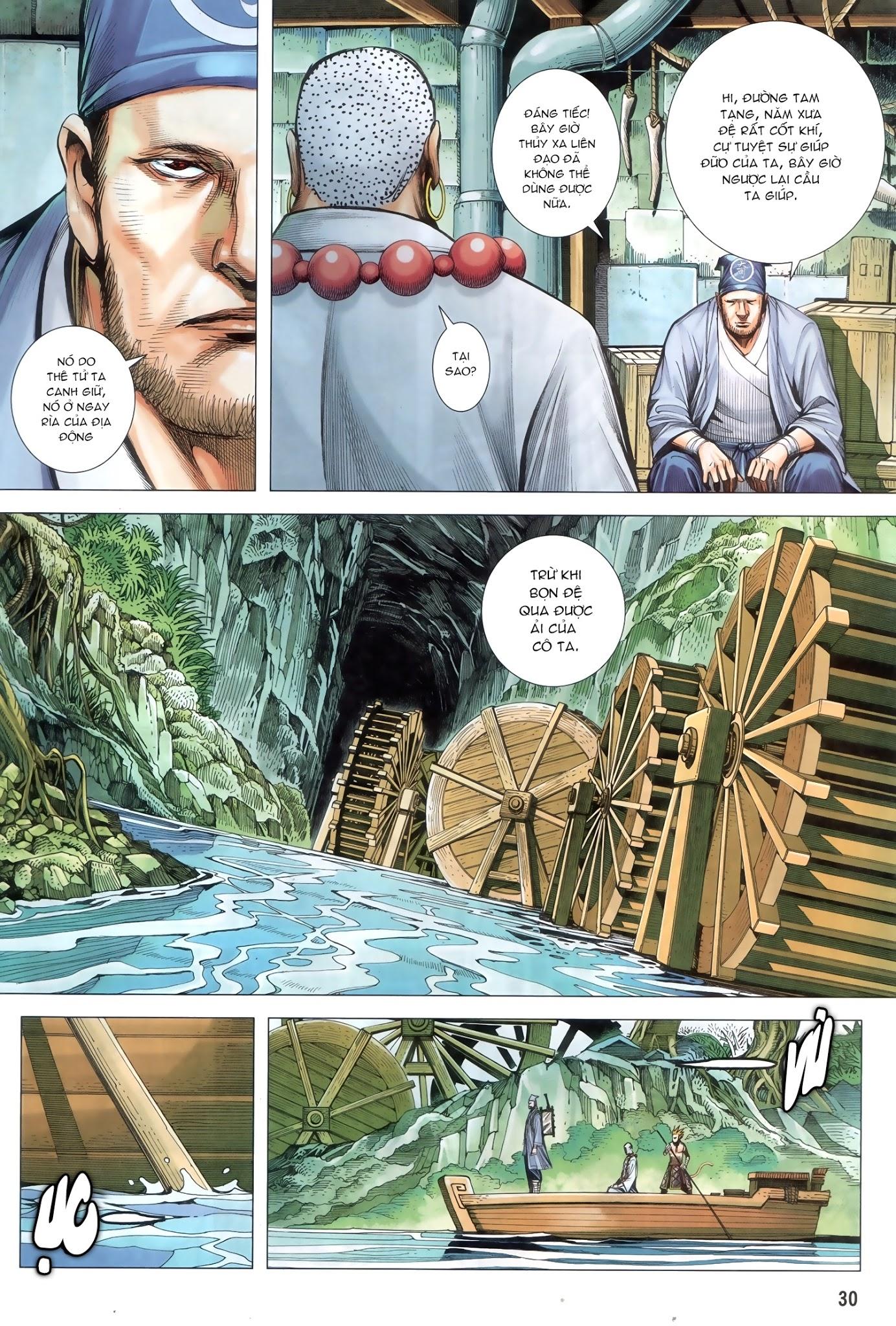 Tây Du Chap 125 - Trang 29