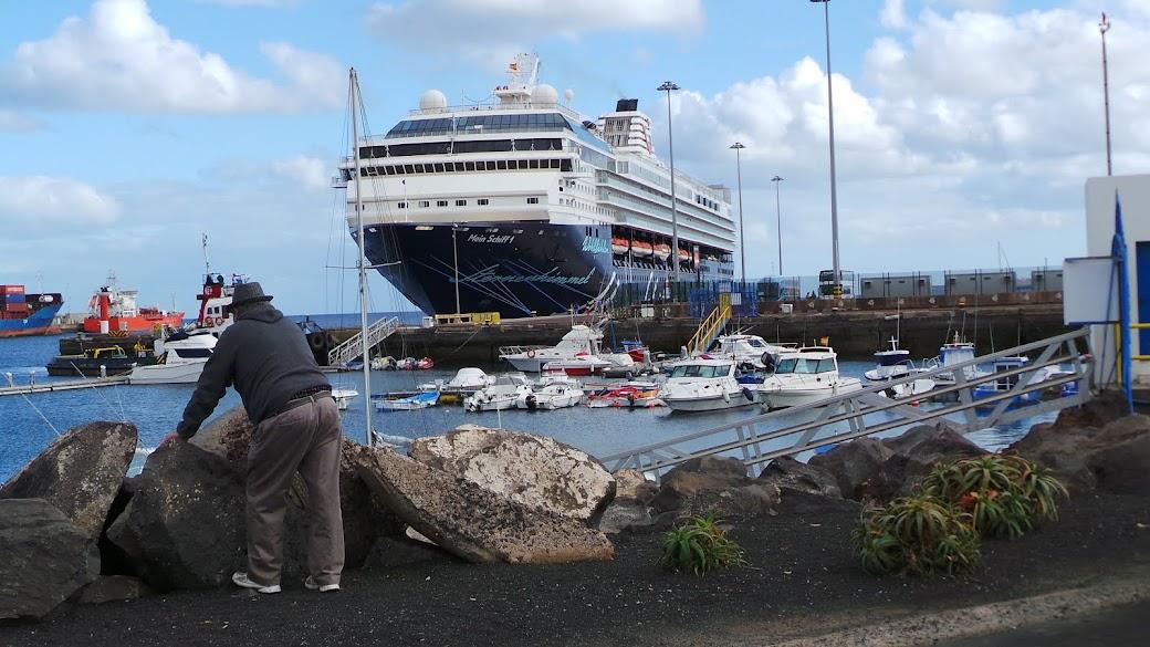 Puerto de Las Palmas. Gran Canaria