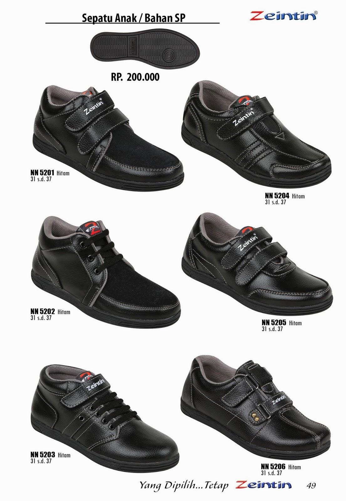 Sepatu Anak Zeintin Katalog Edisi Brilian 11