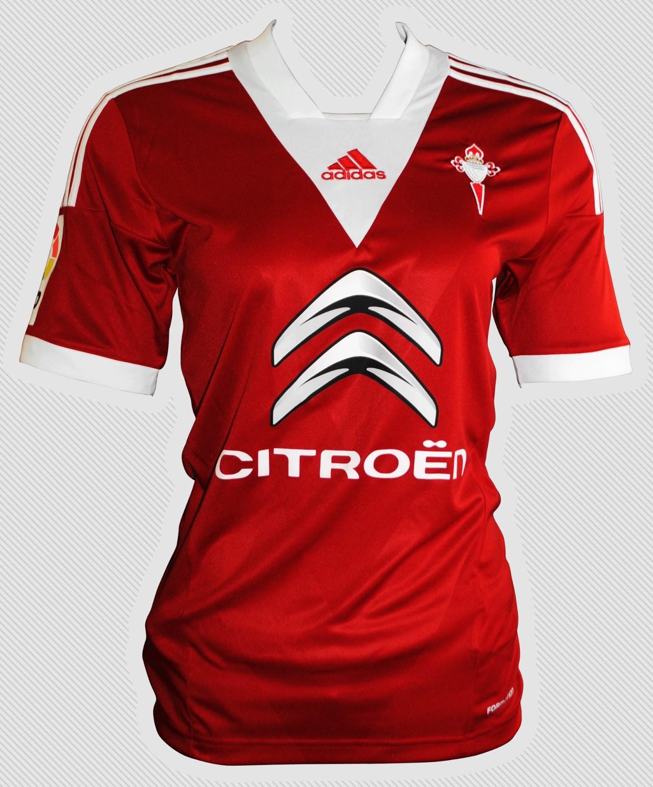 Celta De Vigo Voetbalshirts 2013/2014