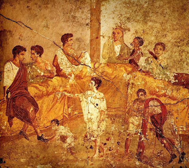 Pompei Banquet Wikipedia