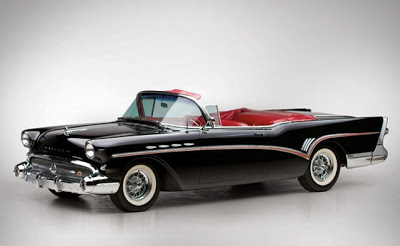 1957 Buick Roadmaster Convertible