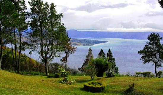 Toba Lake, North Sumatra, Indonesia (Pic 2). AeroTourismZone