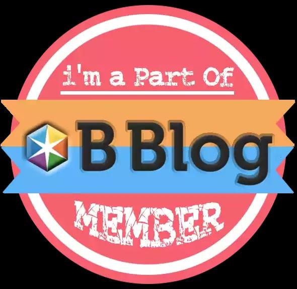 I'M PART OF B Blog