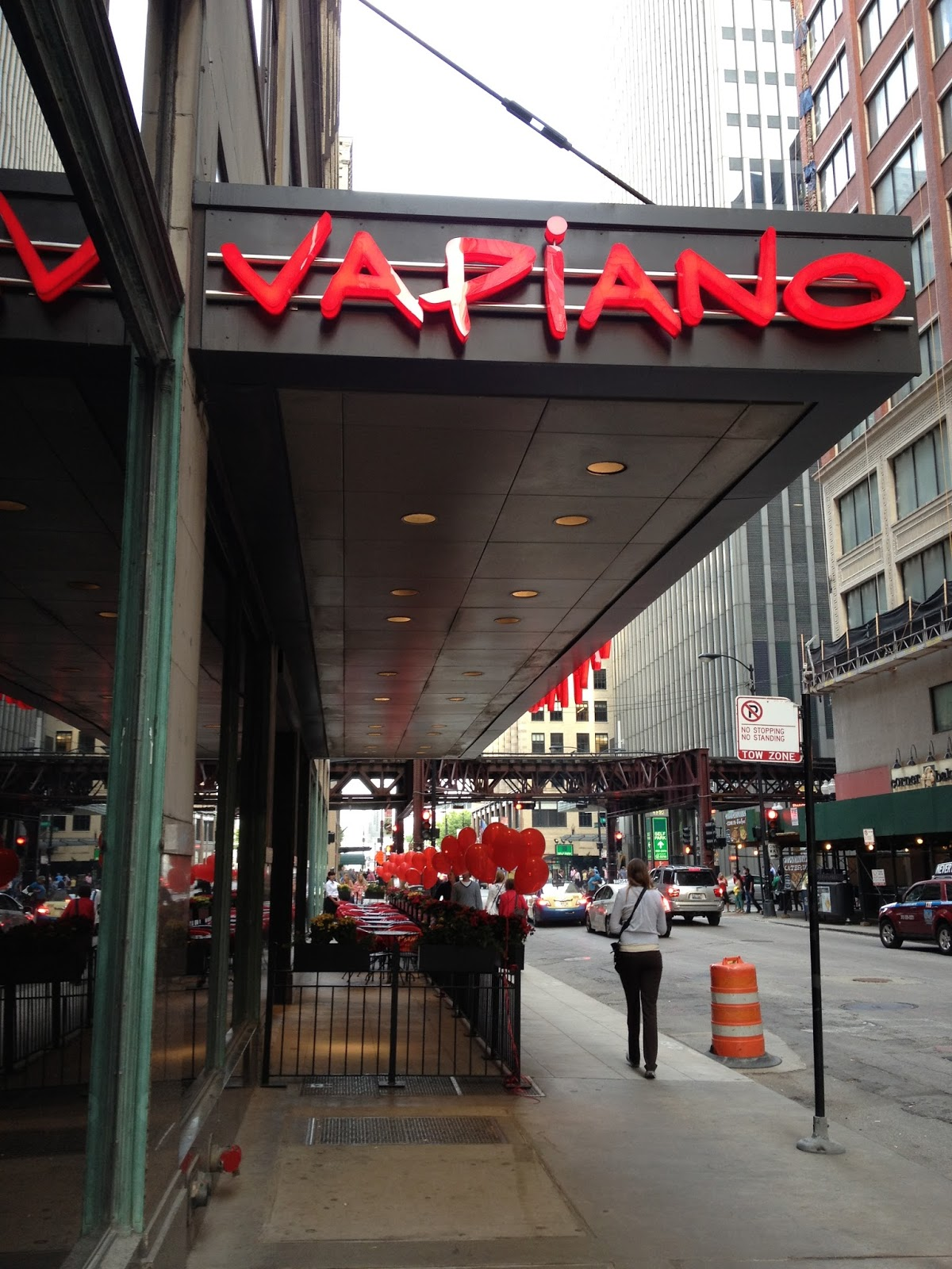 Fast Casual Italian Arrives In The Loop The Ghost Guest