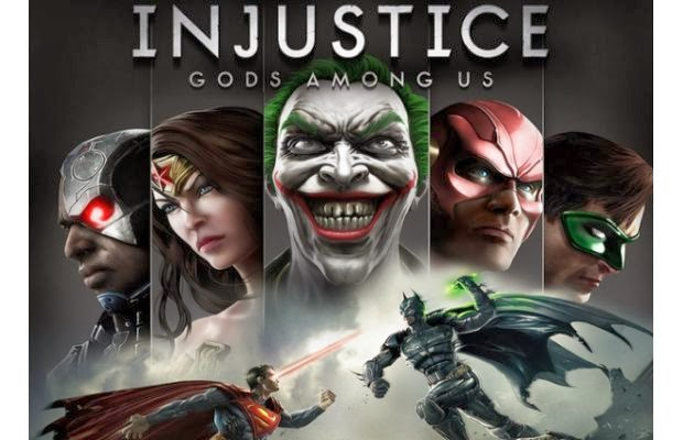 injustice gods among us comic book download pdf