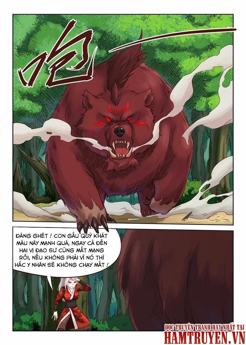 Tinh Võ Thần Quyết trang 8