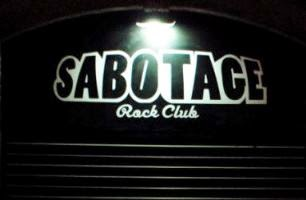 NOVEMBRO NO SABOTAGE CLUB
