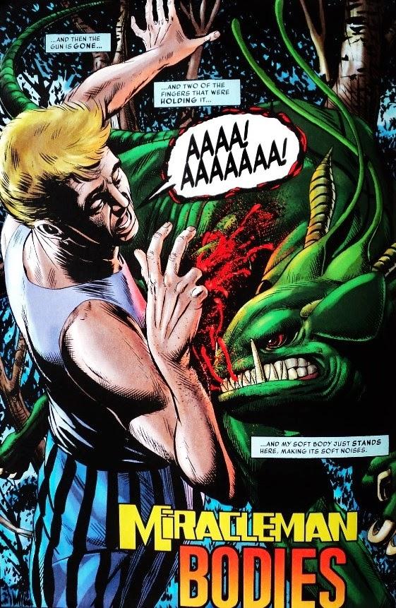 Miracleman # 8 - Alan Moore Chuck Austen