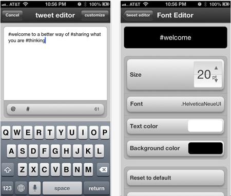 aplicacion GraphicTweets gratis - http://www.dominioblogger.com/