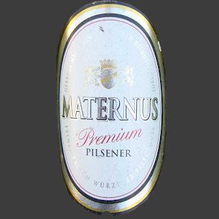 Maternus premium beer