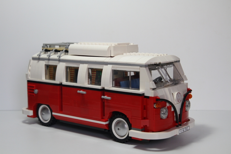 boris bricks lego exclusive 10220 volkswagen t1 camper. Black Bedroom Furniture Sets. Home Design Ideas