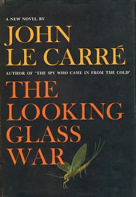 the looking glass wars book report