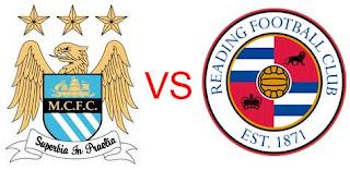 Prediksi Skor Manchester City vs Reading 22 Desember 2012