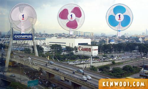 1malaysia fan city