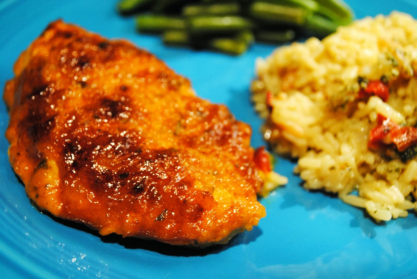 Apricot Chicken Recipe — Dishmaps