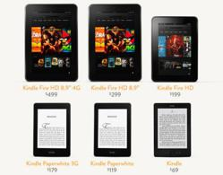 Kindle Fire HD 7.0 Best-Selling Tablet