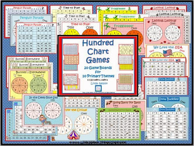 http://www.teachersnotebook.com/product/linda%20n/hundred-chart-games-20-game-boards-for-10-primary-themes