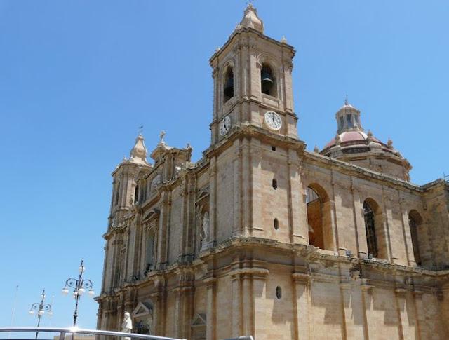 Kościół Św. Katarzyny, Żejtun, Malta