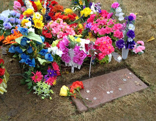 Lee Oswald Grave Site