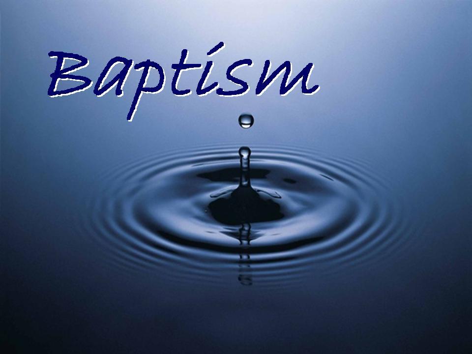 Philosophy of Baptism ~ vassal of the King