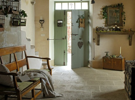 Quedamos en el recibidor amor por la decoraci n French provence style homes