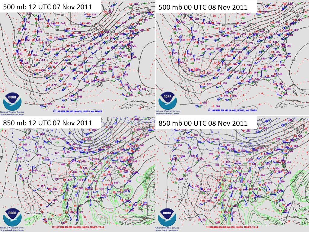 what impressed me about this setup was the lack of an excessive warm layer at 800 700 mb the 12 utc 700 mb temperature at midland was a modest 5 deg