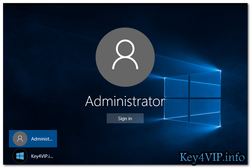 how to become an administrator on windows 10