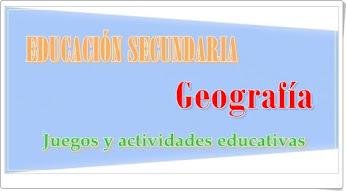 Geografía de Secundaria