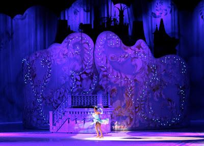 Disney on Ice Tiana solo Tangled