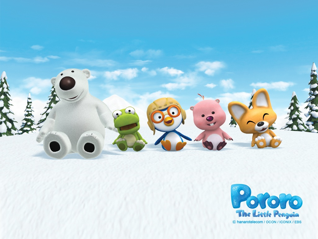 Pororo Cartoon