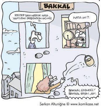 Bakkal Efendiii Danatik
