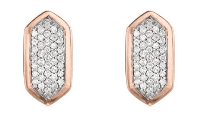 Monica Viander Baja pave studs Jewellery Every Woman should own