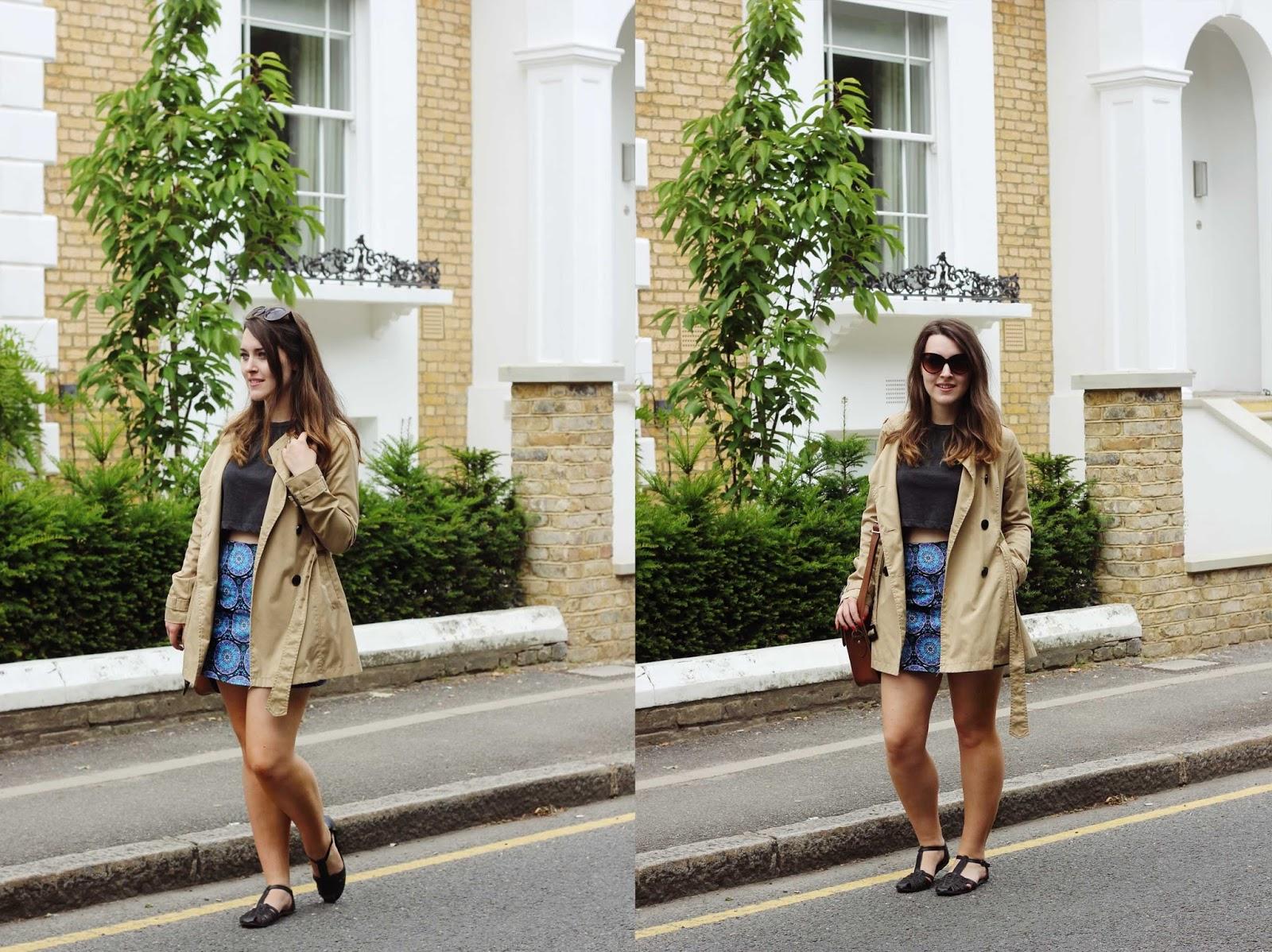 mandala skirt wimbledon fashion
